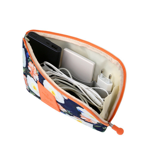 [MARYMOND] CABLE POUCH (L)