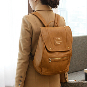 CLASSY Leather Backpack