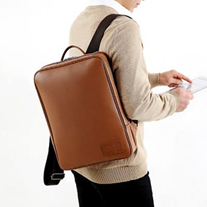 LACONIC LEATHER BACKPACK