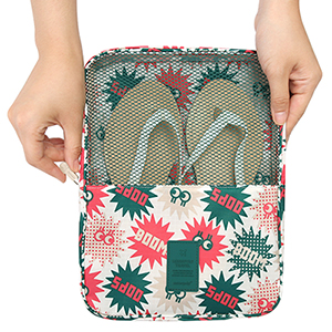 MERRYGRIN SHOES POUCH ver.2 여행용 신발 파우치