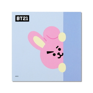 [BT21] MEMO PAD SQUARE