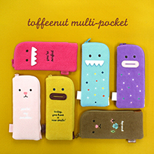 Toffeenut MULTI-POCKET