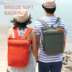 BREEZE Soft Backpack 방수백팩