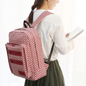 PATTERN EASY CARRY BACKPACK